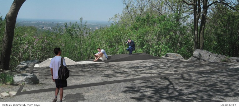 Escale Découverte: From one Mount Royal summit to the other