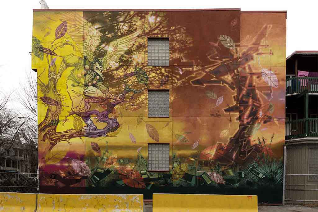 Carte Des Murales – Murales